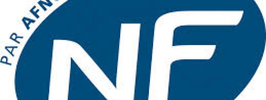 Conforme aux normes NF et CE